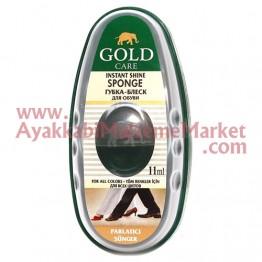 Gold Care Likit Cilalı Parlatma Süngeri - Renksiz