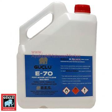 Güçlü E-70 Bombe Suyu