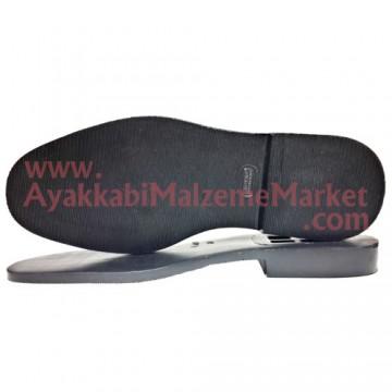 Hazır Taban Fiyapalı Merdane Eva FE249S - Siyah