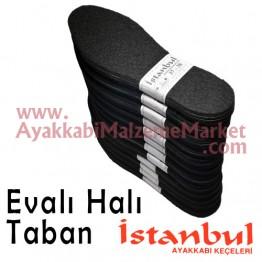 Istanbul Taban Evalı Halı 12 Çift