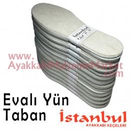 Istanbul Taban Evalı Yün 12 Çift