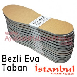 İstanbul Taban Bezli Eva (12 Çift / Düzine)