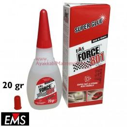 EMS FORCE 801 20 gr Hızlı Yapıştırıcı