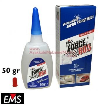 EMS FORCE 805 50 gr Hızlı Yapıştırıcı