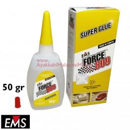 EMS FORCE 809 50 gr Hızlı Yapıştırıcı