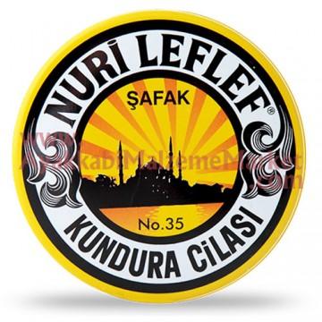 Nuri Leflef No:35 Ayakkabı Cilası 95ml