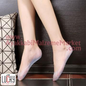 Lucky Silikon Çorap
