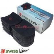 Swiss Walker N-101 Ökçe Lastiği - Siyah (1 Düzine)