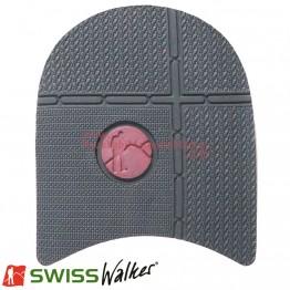 Swiss Walker N-101 Ökçe Lastiği - Siyah