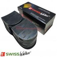 Swiss Walker N-102 Ökçe Lastiği - Siyah (1 Düzine)