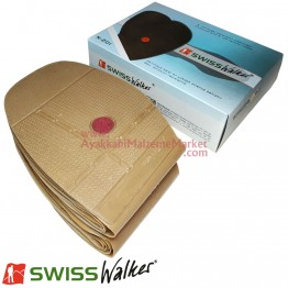 Swiss Walker Pençe Lastiği - Sarı (10 Çift / Paket)