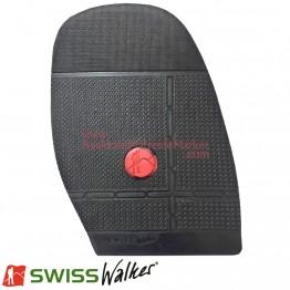 Swiss Walker Pençe Lastiği - Siyah (1 Çift)