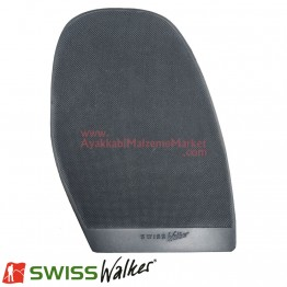 Swiss Walker Düz Pençe Lastiği - Siyah (1 Çift)