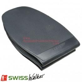 Swiss Walker Düz Pençe Lastiği - Siyah (10 Çift / Paket)