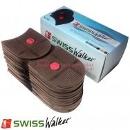 Swiss Walker NK-101 Ökçe Lastiği - Kahverengi (1 Düzine)