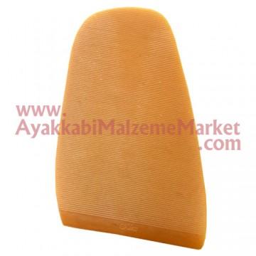 Korkmaz Klass Pençe Lastiği - Sarı (10 Çift / Paket)