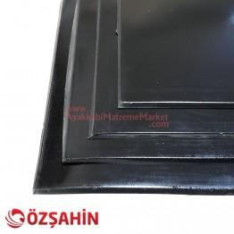 Özşahin Neolit Plaka 3mm Siyah (50x40 Cm)