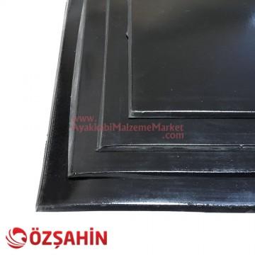 Özşahin Neolit Plaka 5mm Siyah (100x80 Cm)