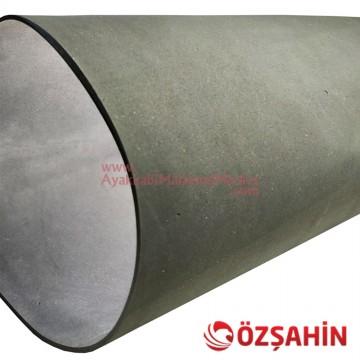 Özşahin Fiyapa 3mm Siyah (100x80 Cm)