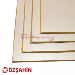 Özşahin Japon Köselesi 3mm Sarı Hamur (50x40 Cm)