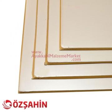 Özşahin Japon Köselesi 3mm Sarı Hamur (100x80 Cm)