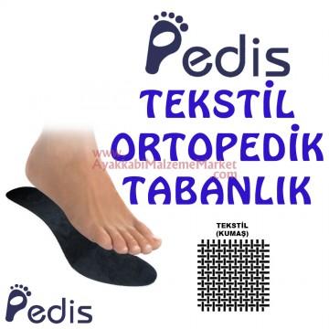 Pedis Ortopedik Tekstil Tabanlık