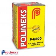 Polimeks 6300 / 5 Beyaz Yapıştırıcı