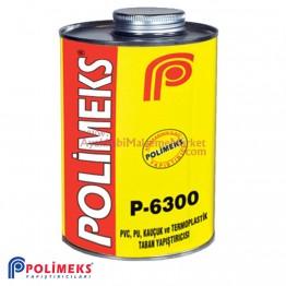 Polimeks 6300 / 1 Kg Beyaz Yapıştırıcı