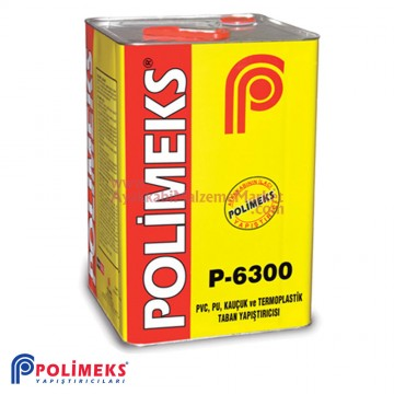 Polimeks 6300 / 5 Beyaz Yapıştırıcı (6 Adet / Koli)