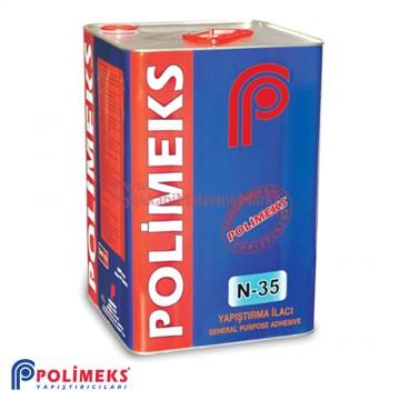 Polimeks N-35 / 1 Kg Sarı Yapıştırıcı