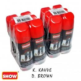 Show Likit Deri Ayakkabı Boyası 75ml - (72 Adet / Koli)