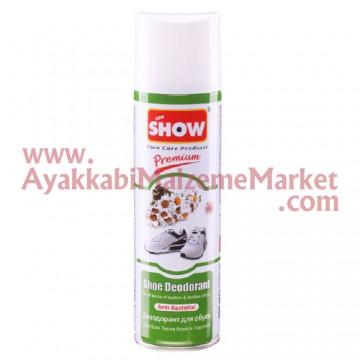 Show Ayakkabı Deodorant Sprey - 250ml (12 Adet / Kutu)