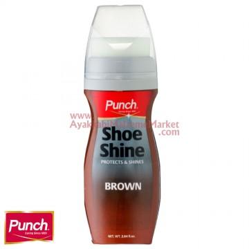 Punch Likit Ayakkabı Boyası - Kahverengi