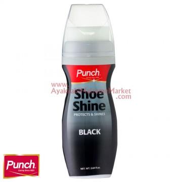 Punch Likit Ayakkabı Boyası - Siyah