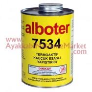 Alboter 7534/1 Sarı Yapıştırıcı - 1 Kg