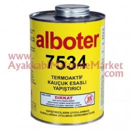 Alboter 7534/1 Sarı Yapıştırıcı
