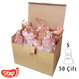 Plastik Topuk Koruyucu - 50 Çift
