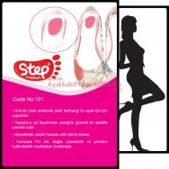 Step Comfort Jel Topukluk - Bayan