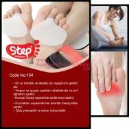 Step Comfort Silikon Metatarsal Ped