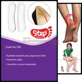 Step Comfort Jel Arka Bant