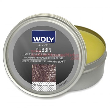 Woly Dubbin Yağlı Deri Cilası (12 Adet / Kutu)