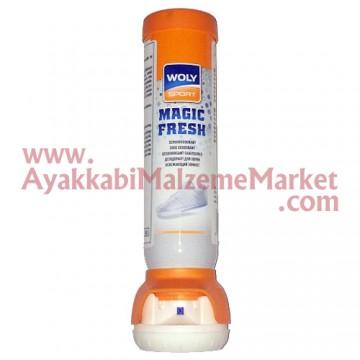 Woly 6079 Magic Fresh Deodorant (12 Adet / Kutu)