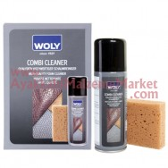 Woly 1504 Combi Cleaner Deri ve Tekstil Temizleme Köpüğü 200 ml (12 Adet / Koli)
