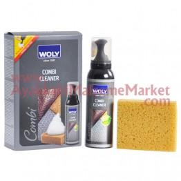 Woly 1504 Combi Cleaner Deri ve Tekstil Temizleme Köpüğü 125 ml