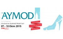 AYMOD 2015 Uluslararası Ayakkabı Moda Fuarı - 7 - 10 Ekim 2015